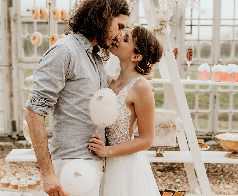 Süßes für deine Hochzeit